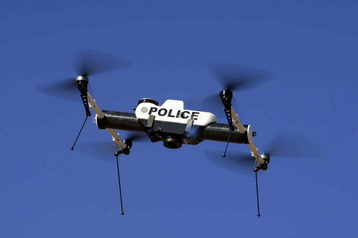 Drone police USA