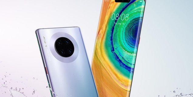 Les Huawei Mate 30 et Mate 30 Pro ne débarqueront peut-être pas en France