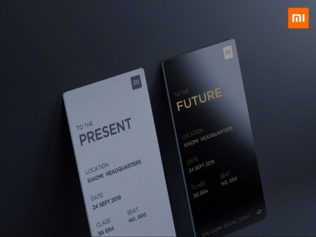 C'est confirmé : Xiaomi présentera le Mi 9 Pro et le Mi Mix 4 le 24 septembre