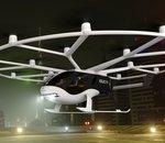 Le Volocopter, taxi volant tout-électrique, a volé au dessus de Stuttgart
