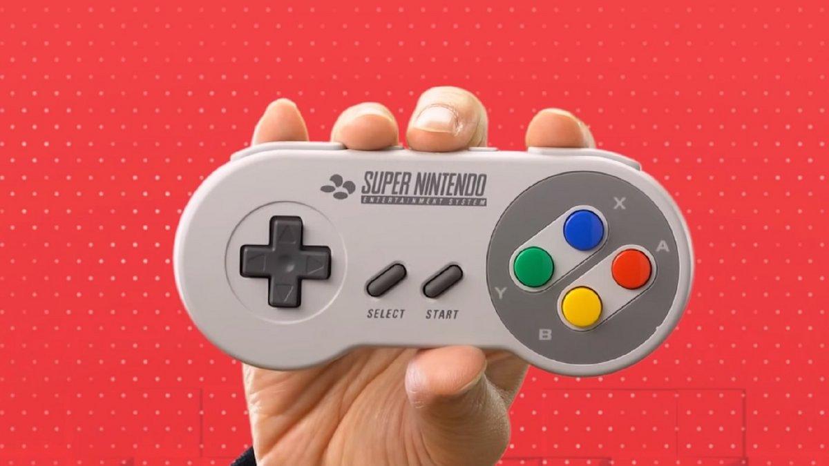 Manette Super Nintendo Switch