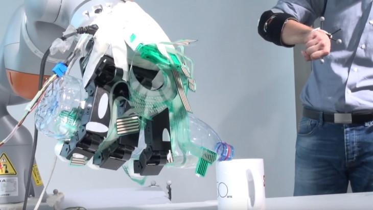 Robot prothèse EFPL
