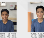 Les modules photo des Pixel 4 XL et iPhone XS Max comparés en vidéo