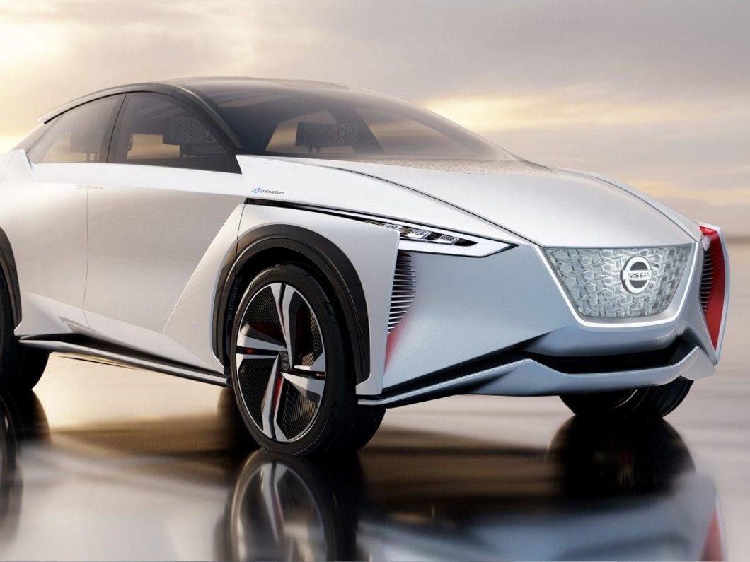 Presque 10 ans après la Leaf, Nissan va bientôt dévoiler son nouveau concept 100% électrique