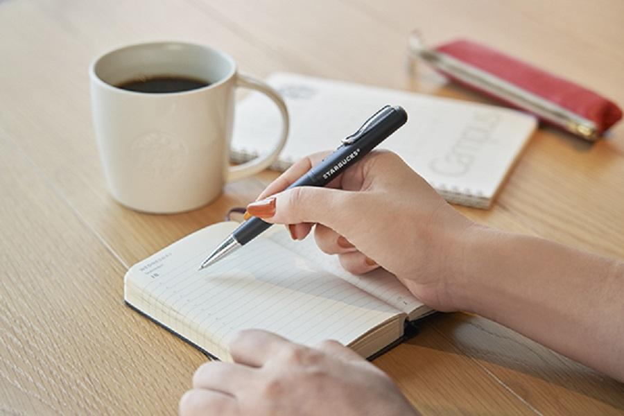 Starbucks Pen