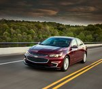 La Chevrolet Malibu en version hybride ne verra finalement pas le jour