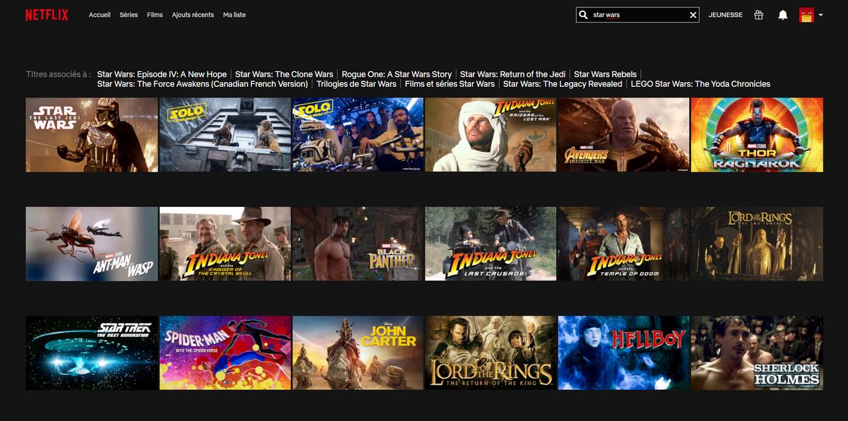 Netflix US © clubic.com