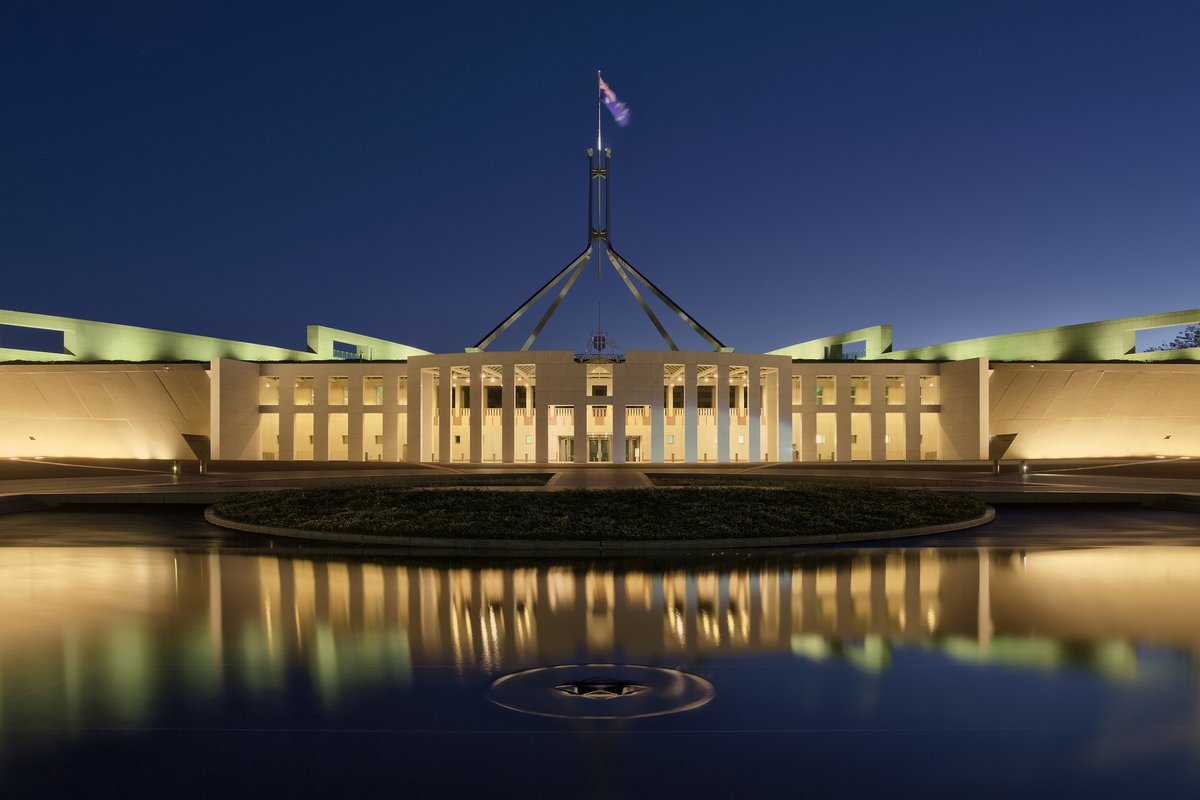 Parlement Australie Canberra