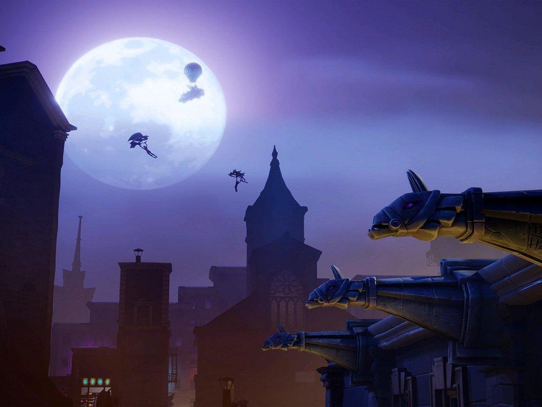 Selon un dataminer, la prochaine mise à jour de Fortnite sera sur l'univers Batman