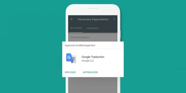 Contrôle parental : Google Family Link permet maintenant de limiter le temps d'utilisation par application