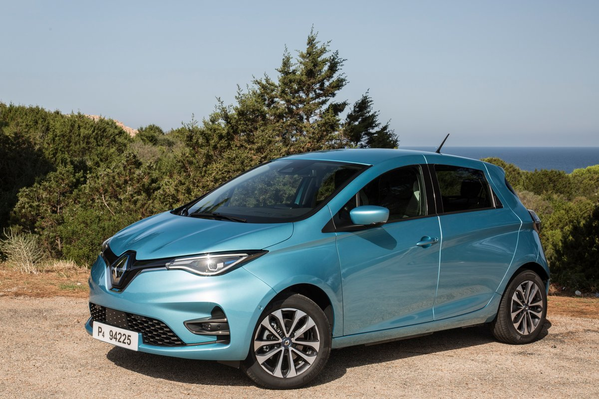 Renault ZOE 2 © Camille Pinet