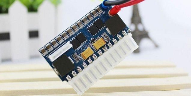 Une alimentation de 56 mm pour votre (petit) boitier : c'est ce que propose PicoBox
