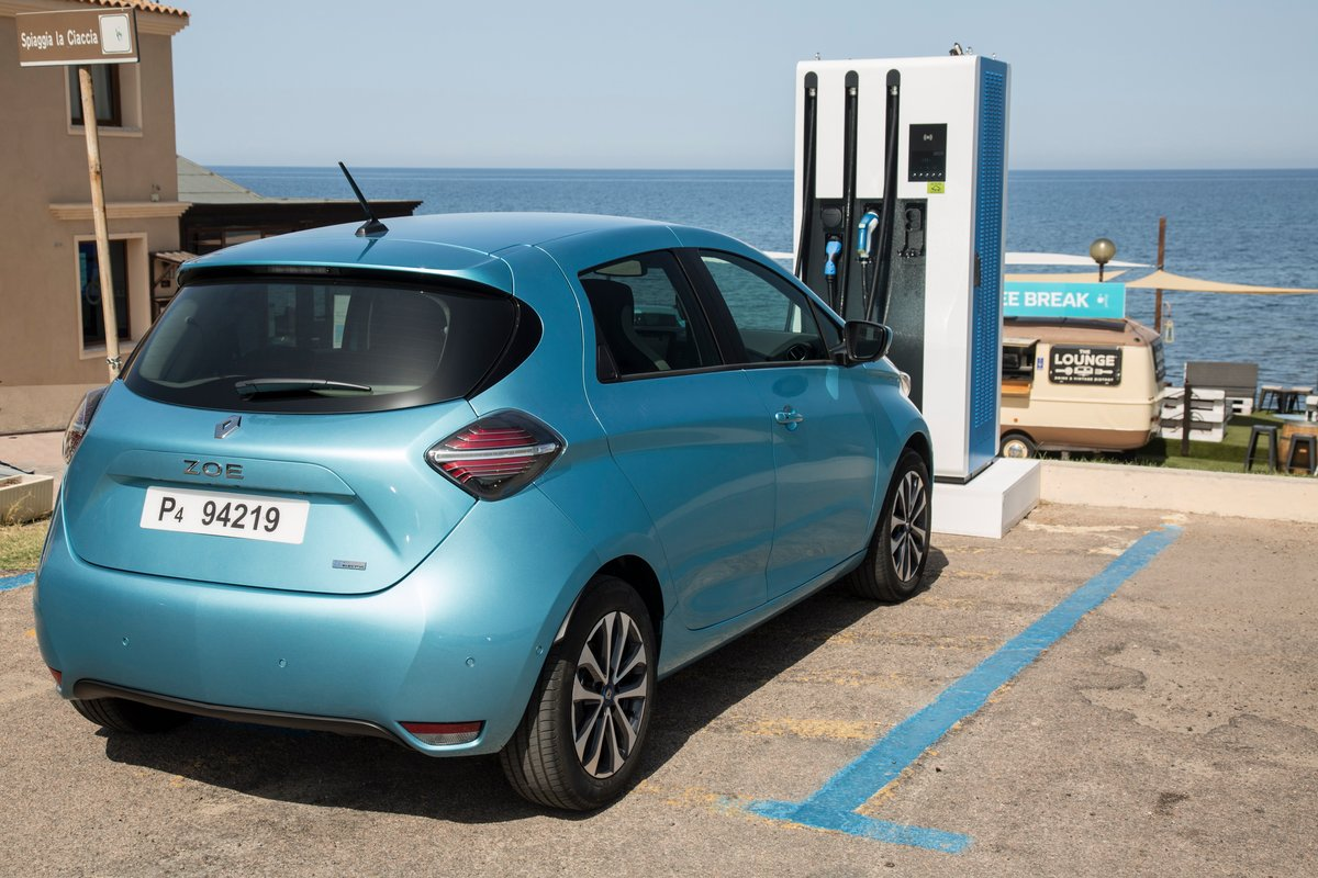 Renault ZOE 2 ©Camille Pinet