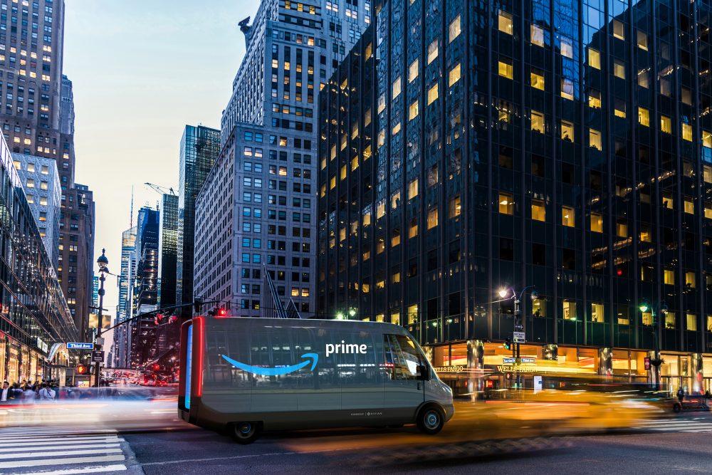 Rivian Amazon Prime
