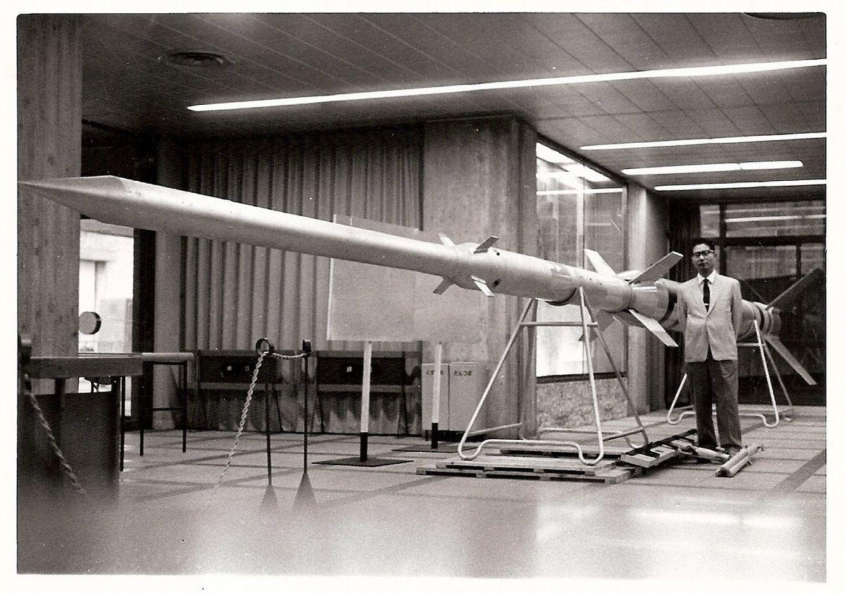 Kappa-9L_rocket - Hideo Itokawa