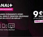 🔥 Bon plan Vente Privée : l'abonnement Canal+ à 9,90€ par mois et à vie !