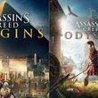 Compilation Assassin's Creed Origins + Odyssey sur Xbox à 39,99€ au lieu de 49,99€