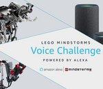 LEGO et Amazon lancent un concours pour contrôler les Mindstorms avec Alexa