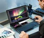 Test ASUS ZenBook Pro Duo UX581V : votre setup desktop au fond d'un sac à dos