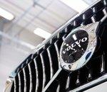Volvo tease le XC40 : son nouveau SUV éléctrique
