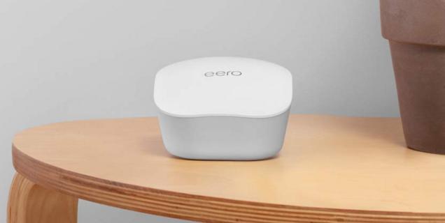 Amazon présente ses nouveaux routeurs Wi-Fi : eero et eero Pro