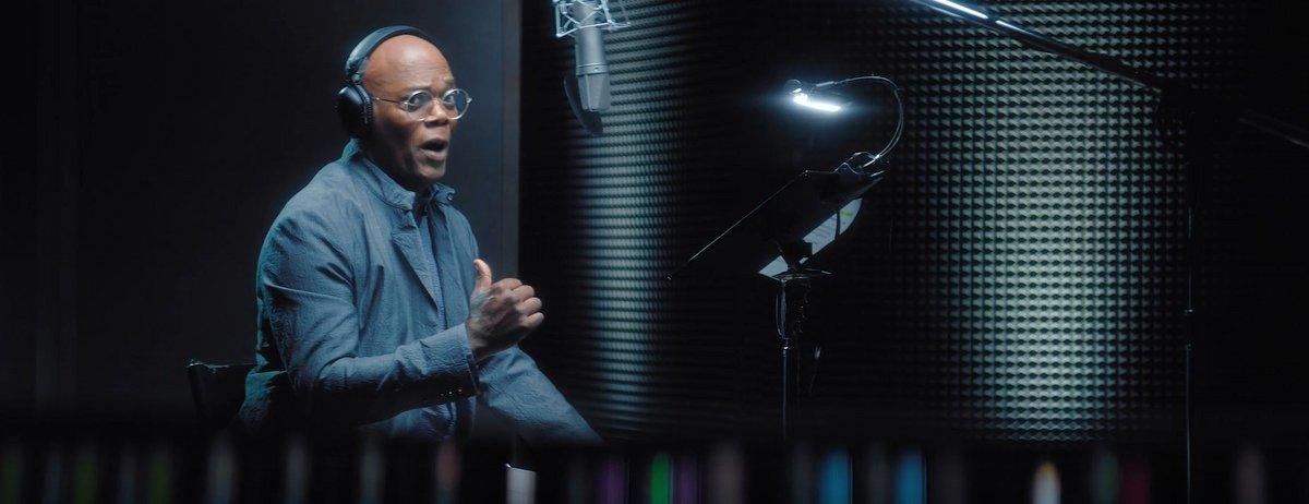 Alexa voix Samuel L. Jackson