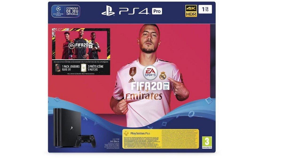 PS4 Pro FIFA 20