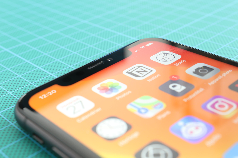 À cause de FaceID, l'encoche ne disparaitrait pas sur l'iPhone 12 (mais se réduirait)