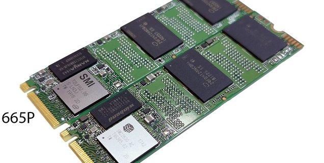 Intel 665p : un nouveau SSD grand public en NAND QLC, plus dense et plus rapide