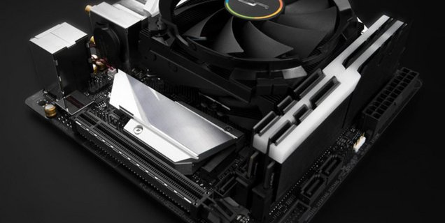 Le graphène débarque sur les ventirads, Cryorig dévoile un low profile calibré pour 125 W