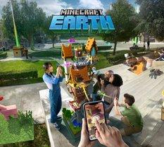 Minecraft Earth déploie son accès anticipé en France