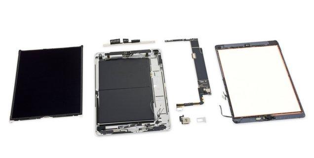 iFixit décoche un 2/10 à l'Apple iPad de 7ème génération