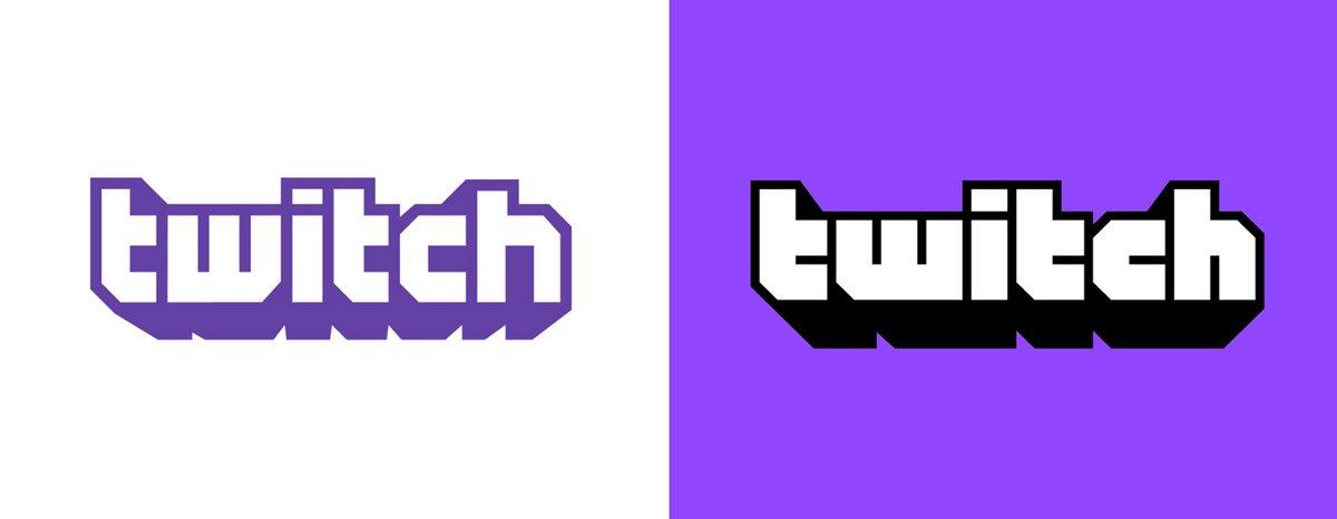 Twitch nouveau logo