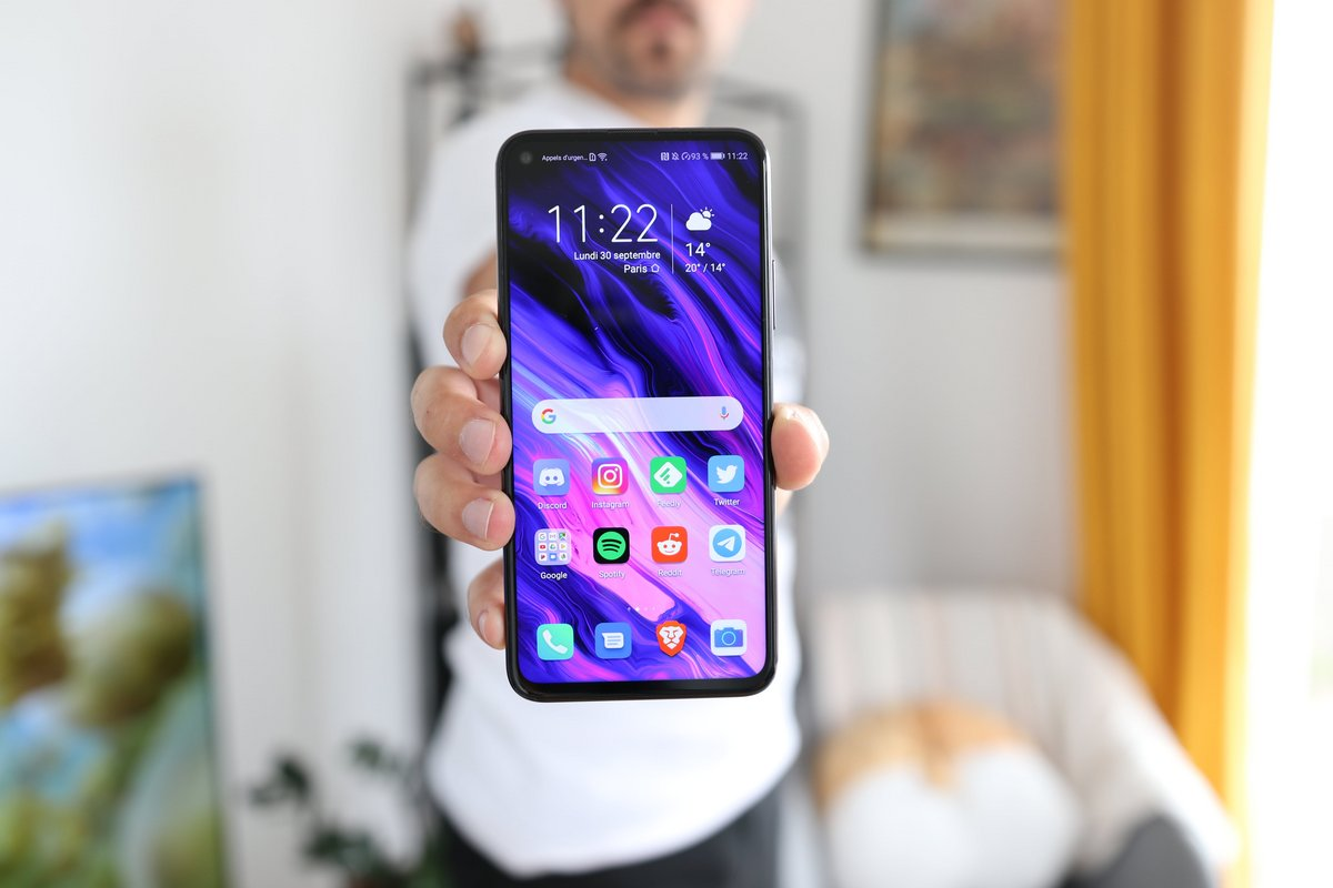 Honor 20 Pro test