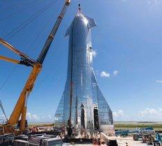 Nouvelle phase de tests pour le Starship de SpaceX