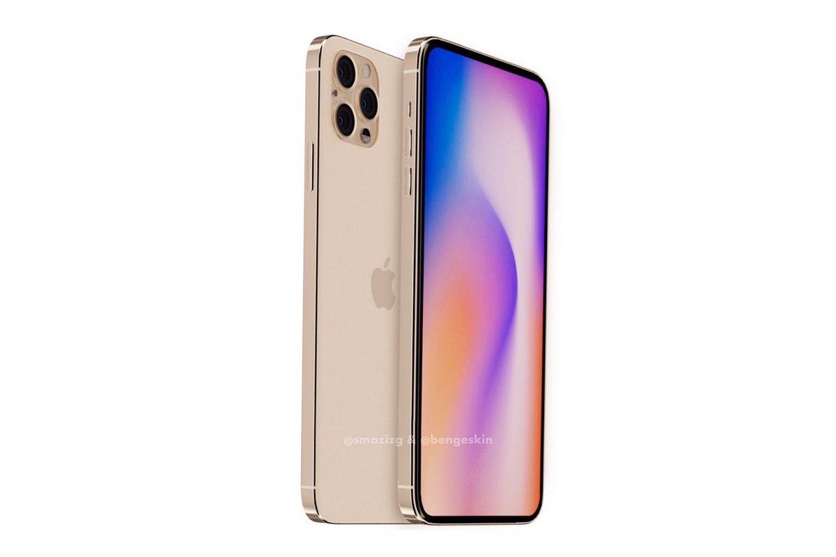 iPhone 2020 concept
