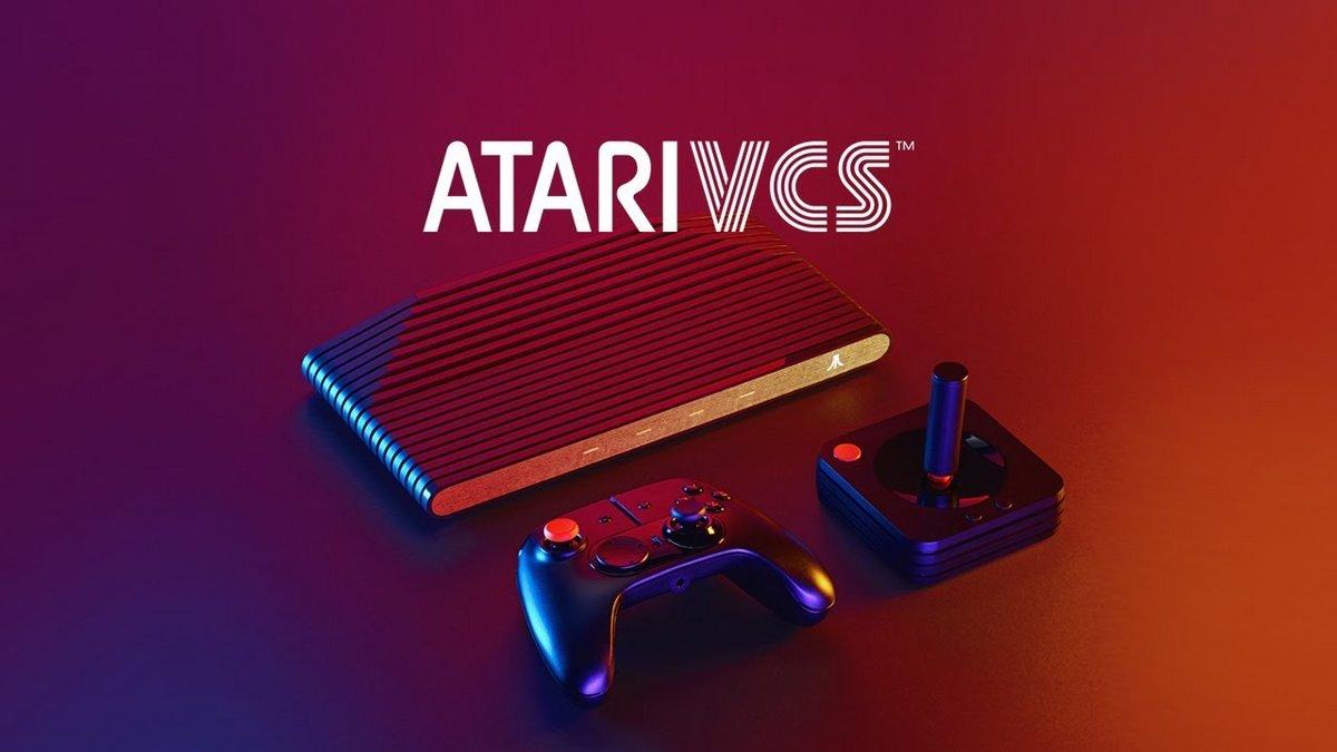 Atari VCS © © Atari VCS(TM)
