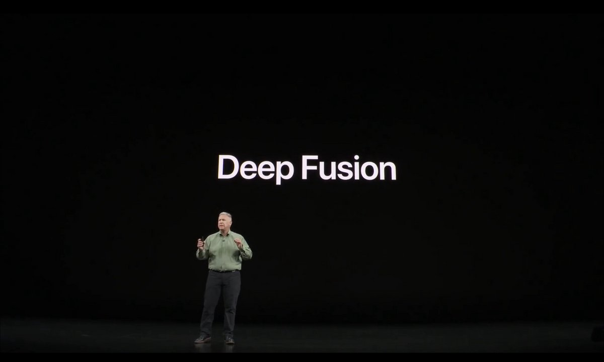 Apple Deep Fusion