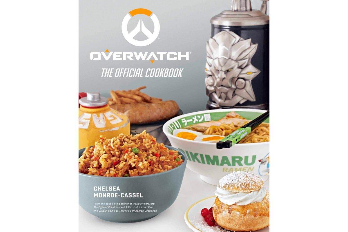 Overwatch livre recettes