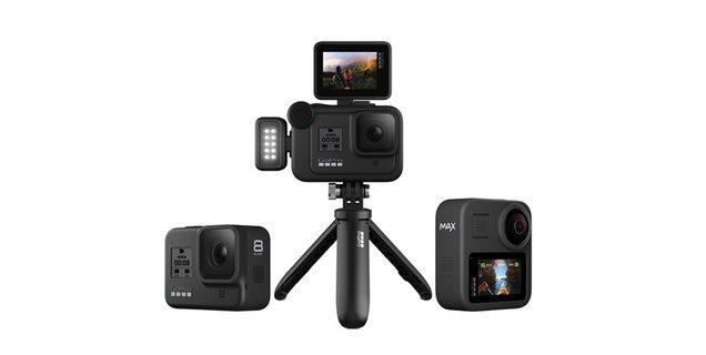 GoPro annonce sa gamme 2019 dont la MAX, une 360° qui vend du rêve