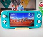 Merci la Switch Lite : Nintendo présente d'excellents résultats financiers au 3e trimestre