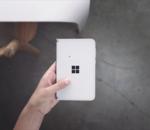 La tablette hybride Surface Duo s'illustre dans une vidéo