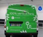 Chronopost livre désormais dans tout Paris avec des véhicules à faibles émissions