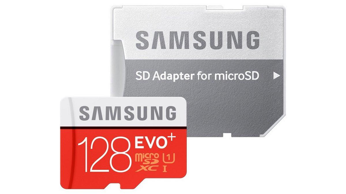 Carte SD Evo Samsung 128 GO