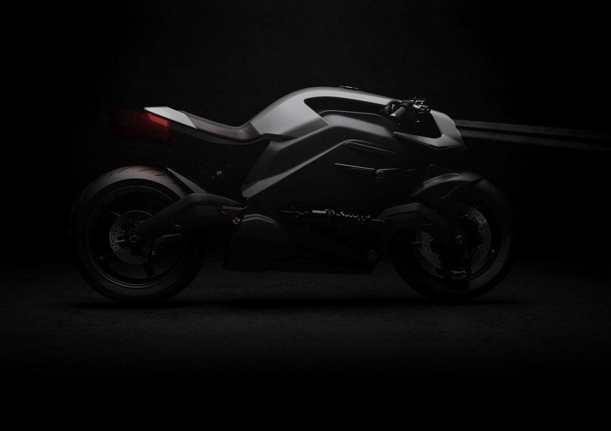 Arc Vector moto électrique