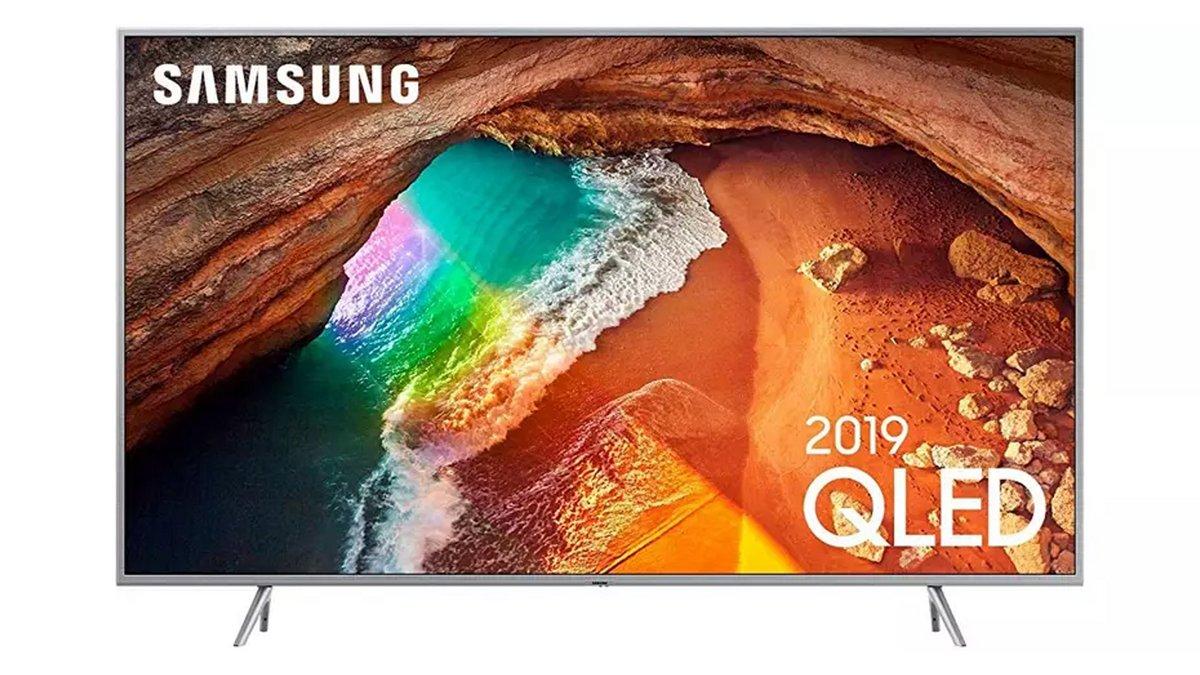 SAMSUNG 55Q6FN TV QLED 4K UHD