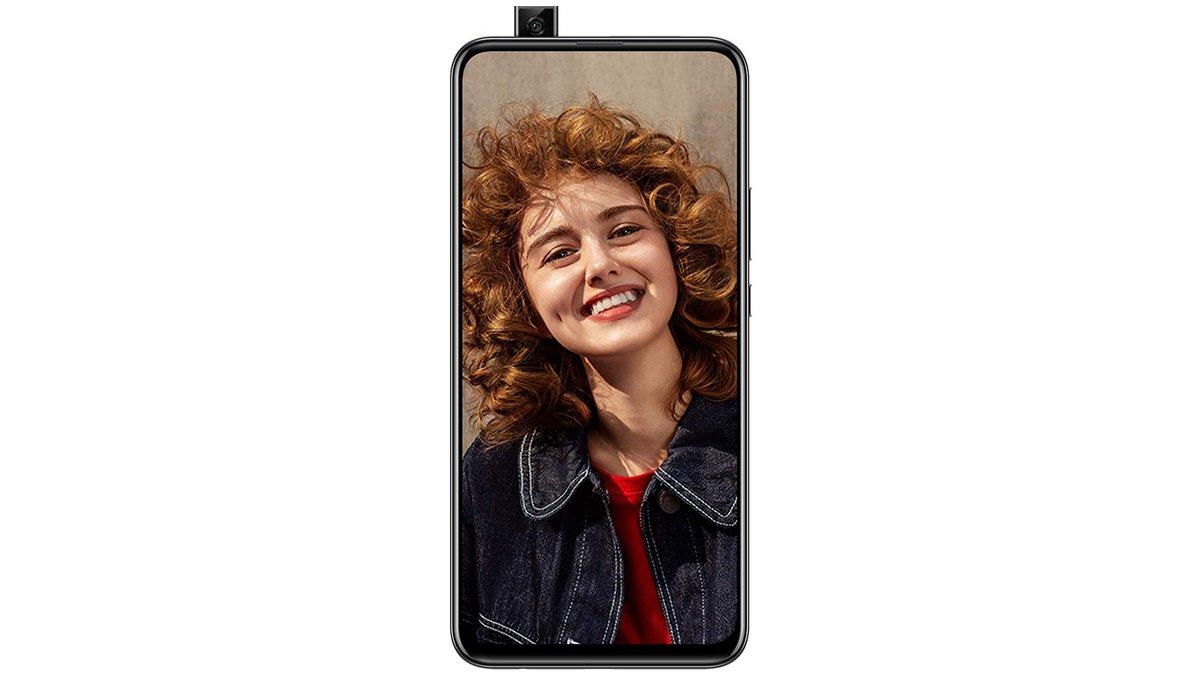 Huawei P Smart Z 64Go Double Nano SIM Midnight Black