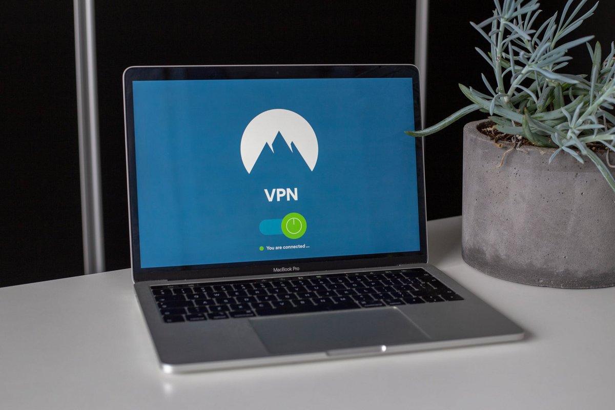 VPN mac © Pexels