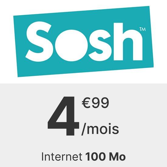 Sosh 100 Mo