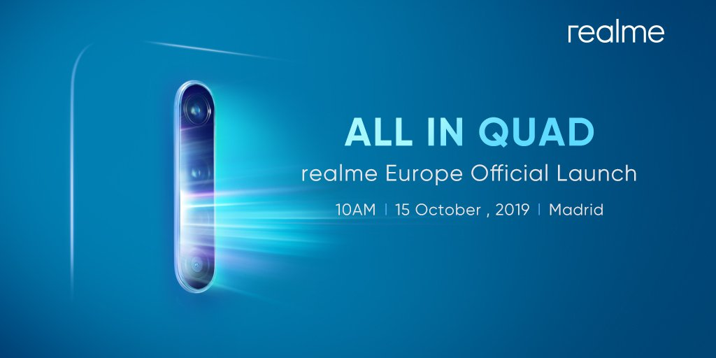 Realme X2 Pro event